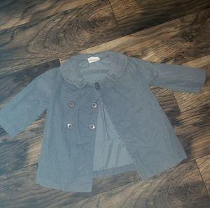 Kid's Zucchini coat